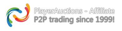 PlayerAuctions - Affiliate Program